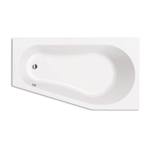 Sealskin Ligbad Get Wet Optimo Compactbad 160x90x60 cm Rechts Wit
