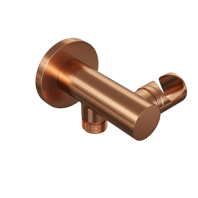 Handdouchehouder Brauer Copper Verstelbaar Koper Brauer