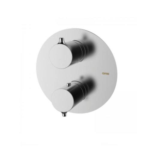 Inbouw Douchekraan GRB Time Thermostatisch Anti-Kalk met Veiligheidsbegrenzer Chroom