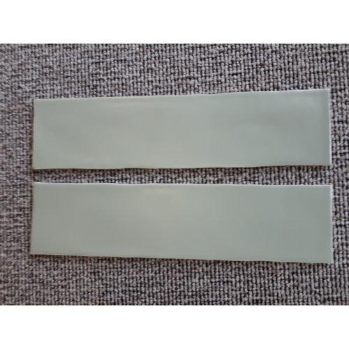 Wandtegel Tebe Vintage 7.5x30 cm Groen (Doosinhoud per M²)