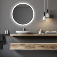 Spiegel Gliss Design Circum Framework Rond LED Verlichting