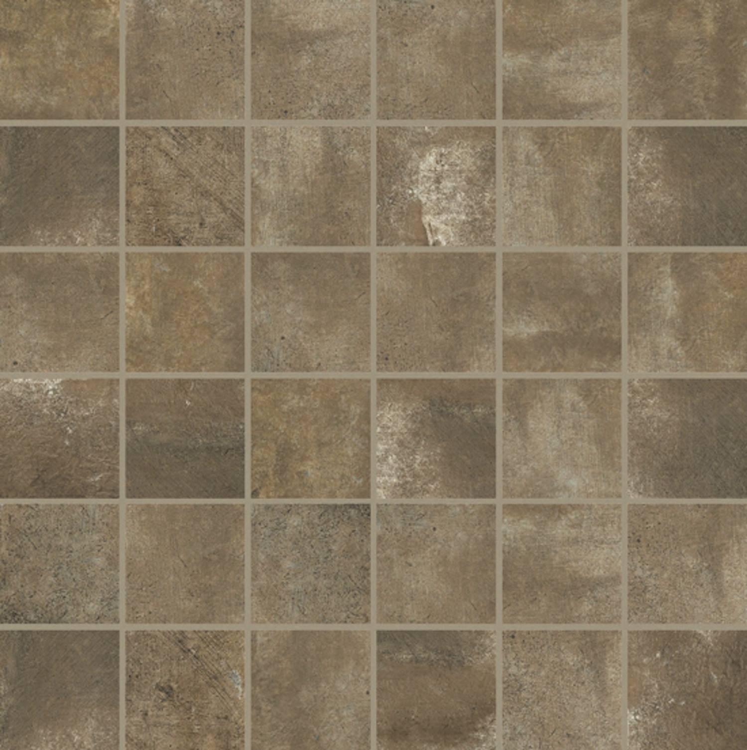 Mozaiek Douglas & Jones Matieres de Rex Manor 30x30 cm Brun per m2 Matieres