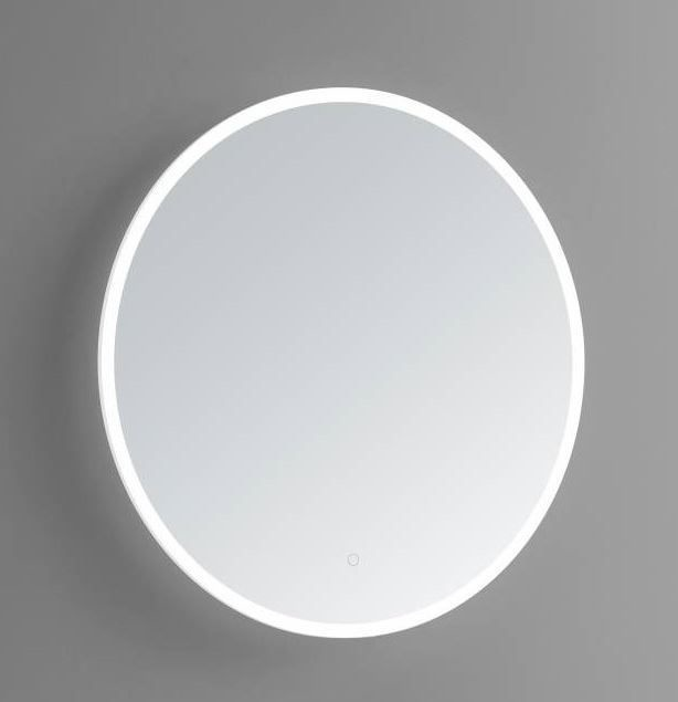 Badkamerspiegel Sanilux Rond Met LED Verlichting Dimbaar 100x3 cm Sanilux
