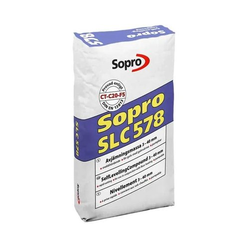 Sopro SLC 578 Egaline 25 KG