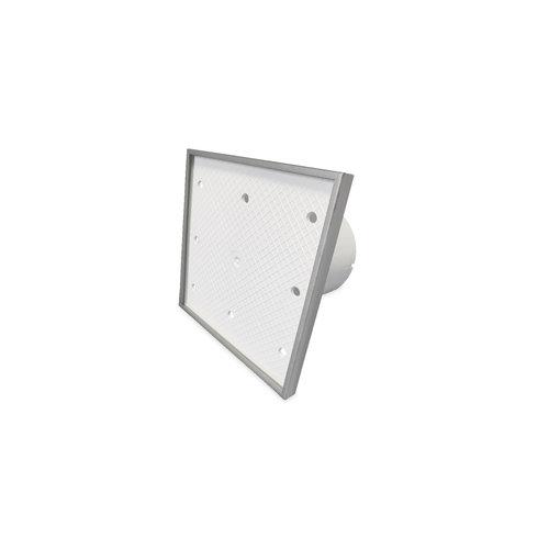 Badkamer Ventilator Pro Design Nalooptimer Vochtsensor 125mm 170m3 Tegelfront