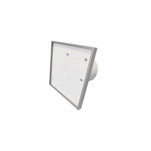 Badkamer Ventilator Pro Design Standaard Trekkoord 125mm 170 m3 Tegelfront
