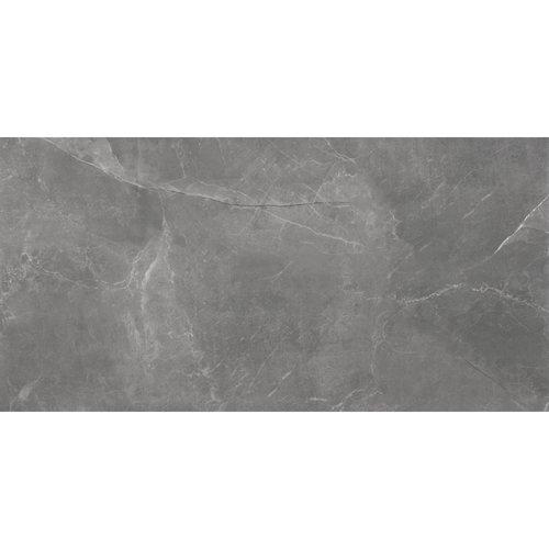 Vloertegel Stonemood 60x120 cm Grey (Doosinhoud 1,43m2)