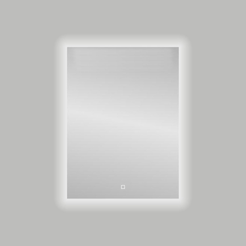Badkamerspiegel Best Design Angola LED Verlichting 80x60 cm Rechthoek ADW Design