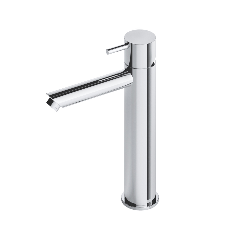 Hotbath Wastafelmengkraan Cobber 1-hendel Recht 21.6 cm