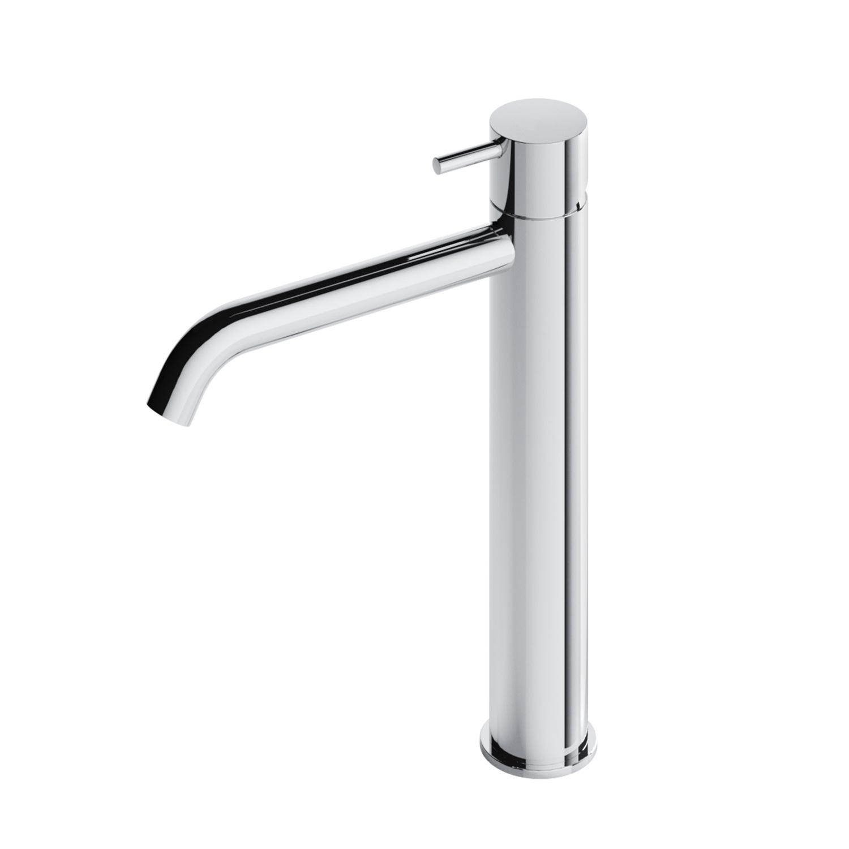 Hotbath Wastafelmengkraan Cobber 1-hendel Gebogen 28.6 cm