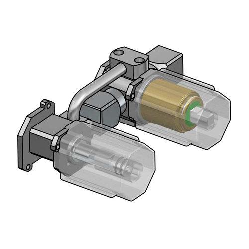 Hotbath Cobber Inbouwdelen HBCB005