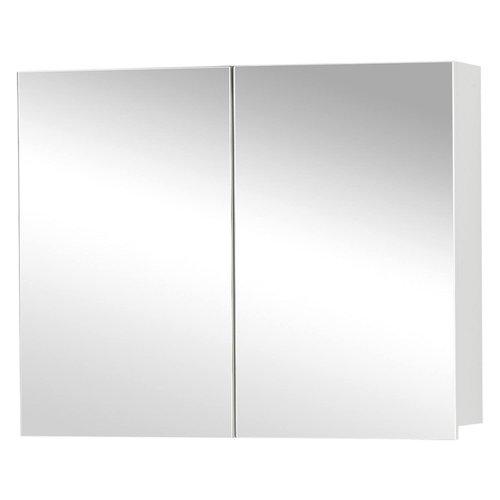 Spiegelkast Differnz Style 90x60cm Mat Wit