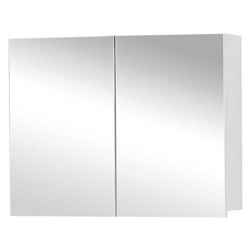 Spiegelkast Differnz Style 60x60cm Mat Wit