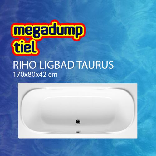 Ligbad Taurus 170X80X42 Cm Wit