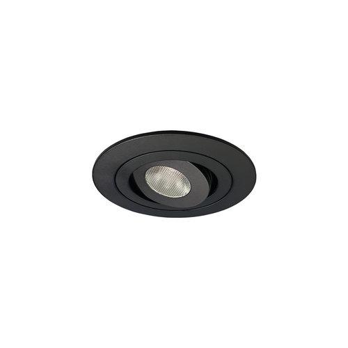 BWS Inbouwspot LED Norma Mini 6x3.2 cm 3W Aluminium