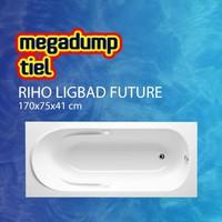 Ligbad Future 170X75X41 Cm Wit