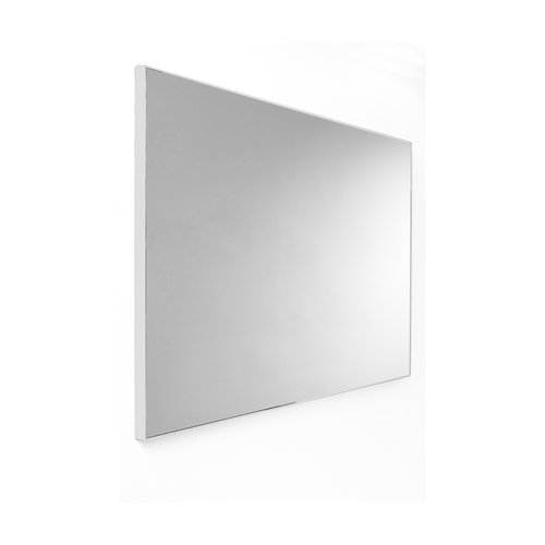 Wandspiegel Van Marcke Luz Met Kader 140x70 cm Glas Aluminium