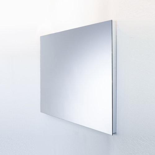Wandspiegel Van Marcke Miro Zonder Verlichting 80x60 cm Glas