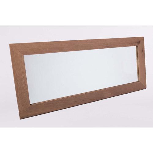 Spiegel Casajoy 120x50cm Eiken Frame Naturel