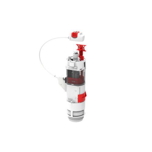 Bodemventiel Plieger Voor Inbouwreservoir Met 1 Kabel