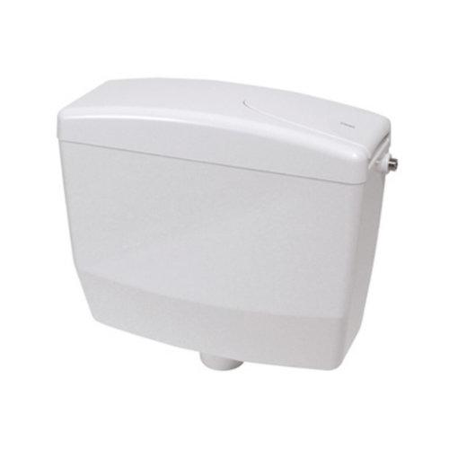 Reservoir Laaghangend Wisa 350 Single Flush 6/9L Instelbaar Wit 8050421960
