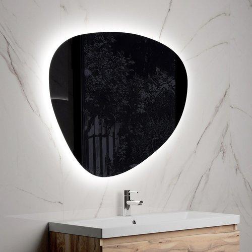 Spiegel Sanitop Organic met Dimmer, Kleurfunctie en Afstandsbediening 100x80x3,5 cm