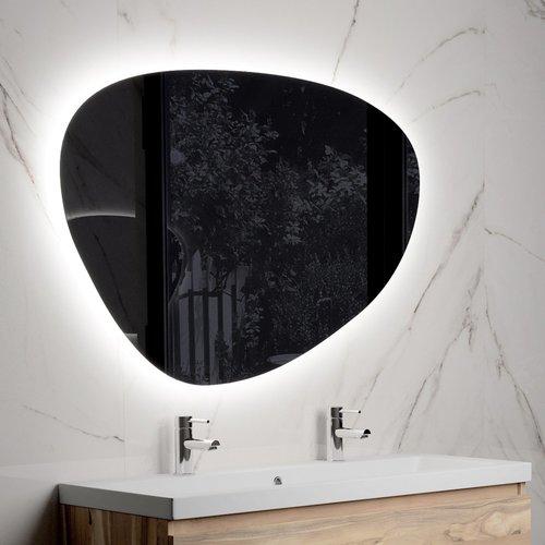 Spiegel Sanitop Organic met Dimmer, Kleurfunctie en Afstandsbediening 120x80x3,5 cm