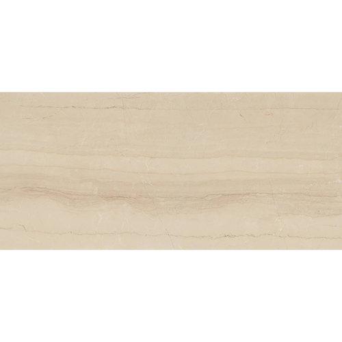 Vloertegel XL Etile Kontempo Creme Glans 120x260 cm (3.12m² per Tegel)