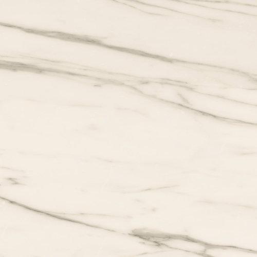 Vloertegel XL Etile Venato White Glans 120x120 cm (1.44m² per Tegel)