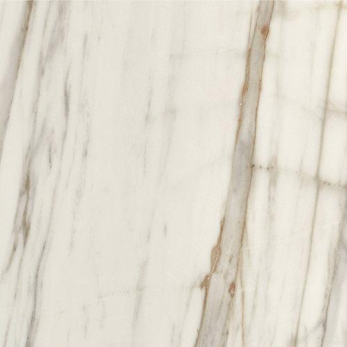 Vloertegel XL Etile Venato Gold Glans 120x120 cm (1.44m² per Tegel)