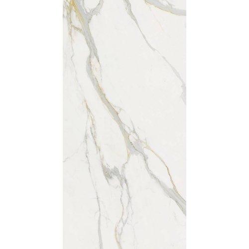 Vloertegel Keope Lux Calacatta Gold Gepolijst 120x278 cm (Per tegel 3.32m2)