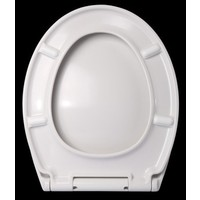Demper One-Touch Toiletzitting 1 Knop Bediening