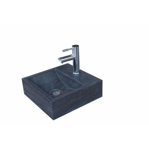 Hardsteen Fontein Square 30X30X10 Cm