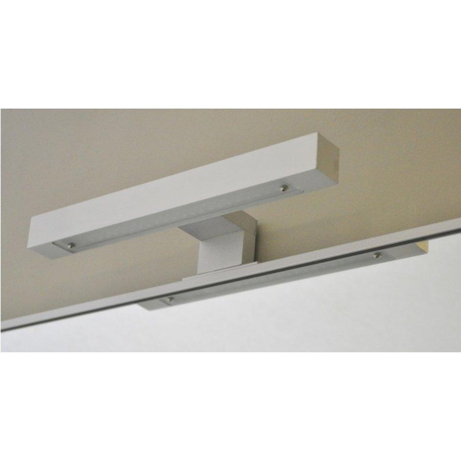 Rachelle Spiegel Ledverlichting 30 Cm Aluminium