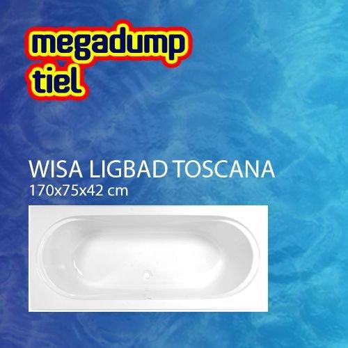 Ligbad Toscana Wit