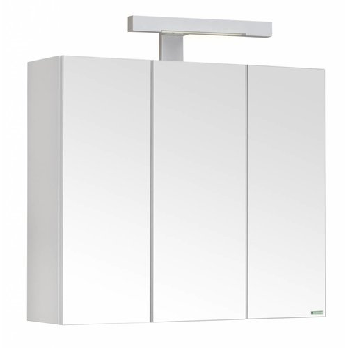 Toiletkast Pian'O 60X52X18 Cm Wit