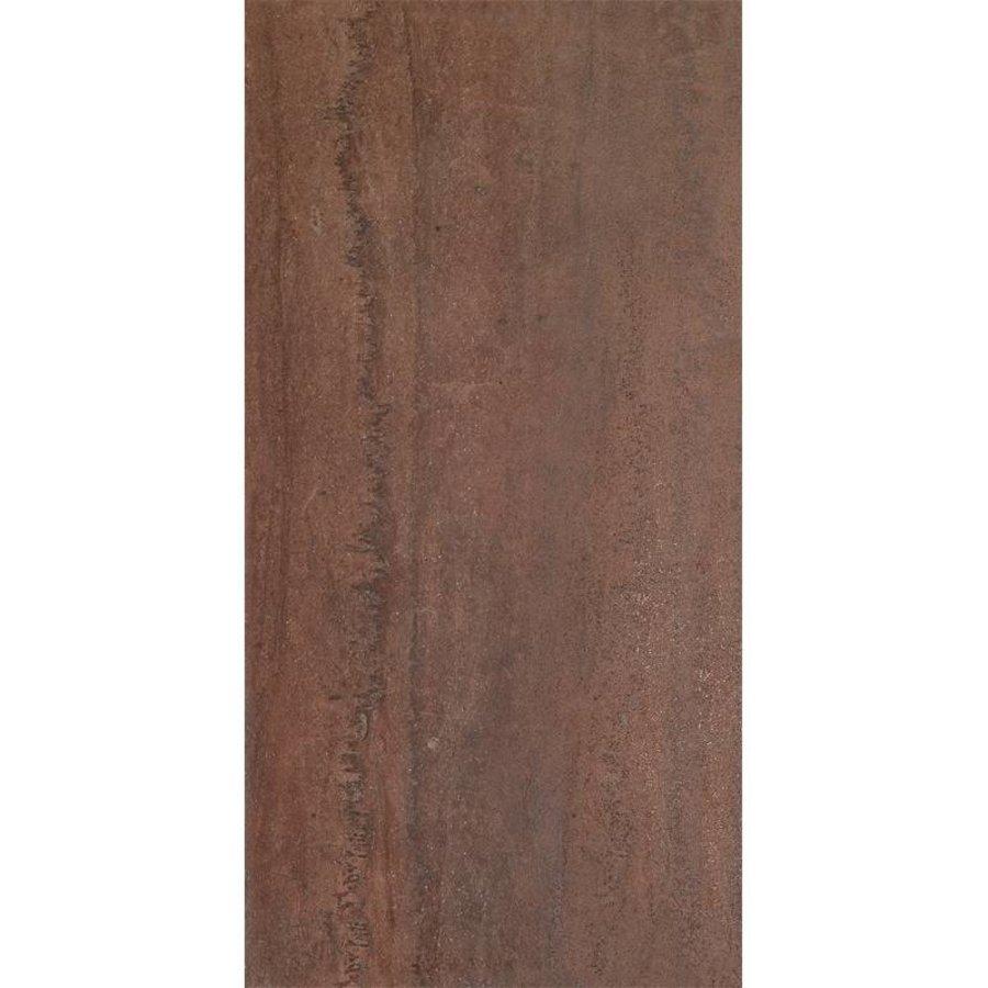 Vloertegel Kaleido Marrone Mat 45X90 P/M²