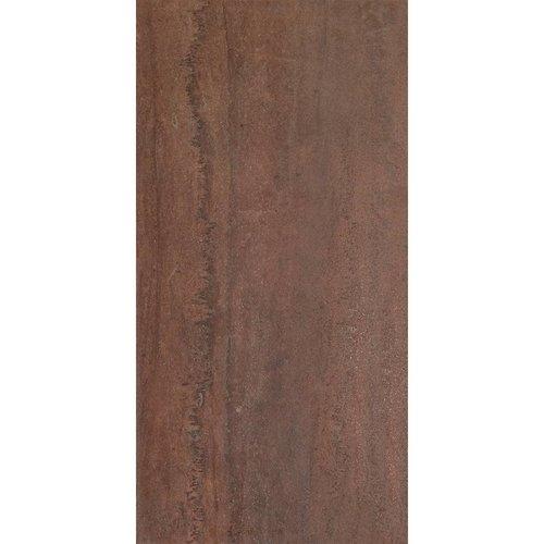 Vloertegel Kaleido Marrone Half Gepolijst 60X120 P/M²