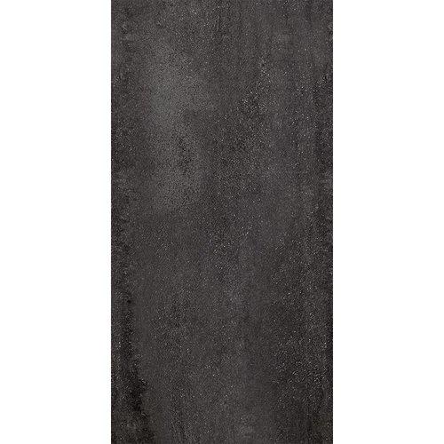 Vloertegel Kaleido Nero Half Gepolijst 45X90 P/M²