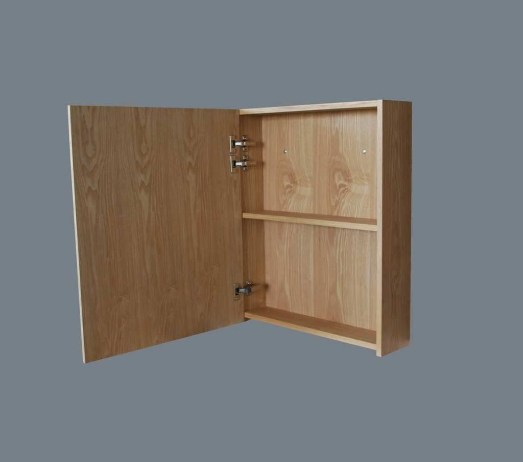 Spiegelkast Badkamer 60 Cm.Aqua Royal Spiegelkast Wood 60 Cm Spiegels Megadump Tiel