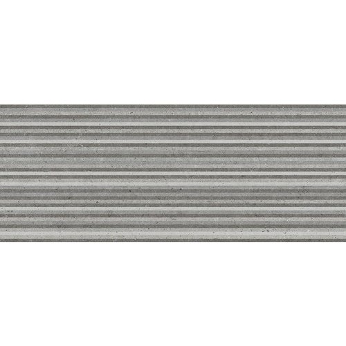 Metropoli Grey Decor Slot 20X50, Mat P/M²