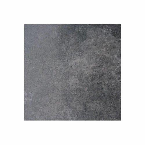 Gravel Antraciet 60X60 Rett, Mat P/M²