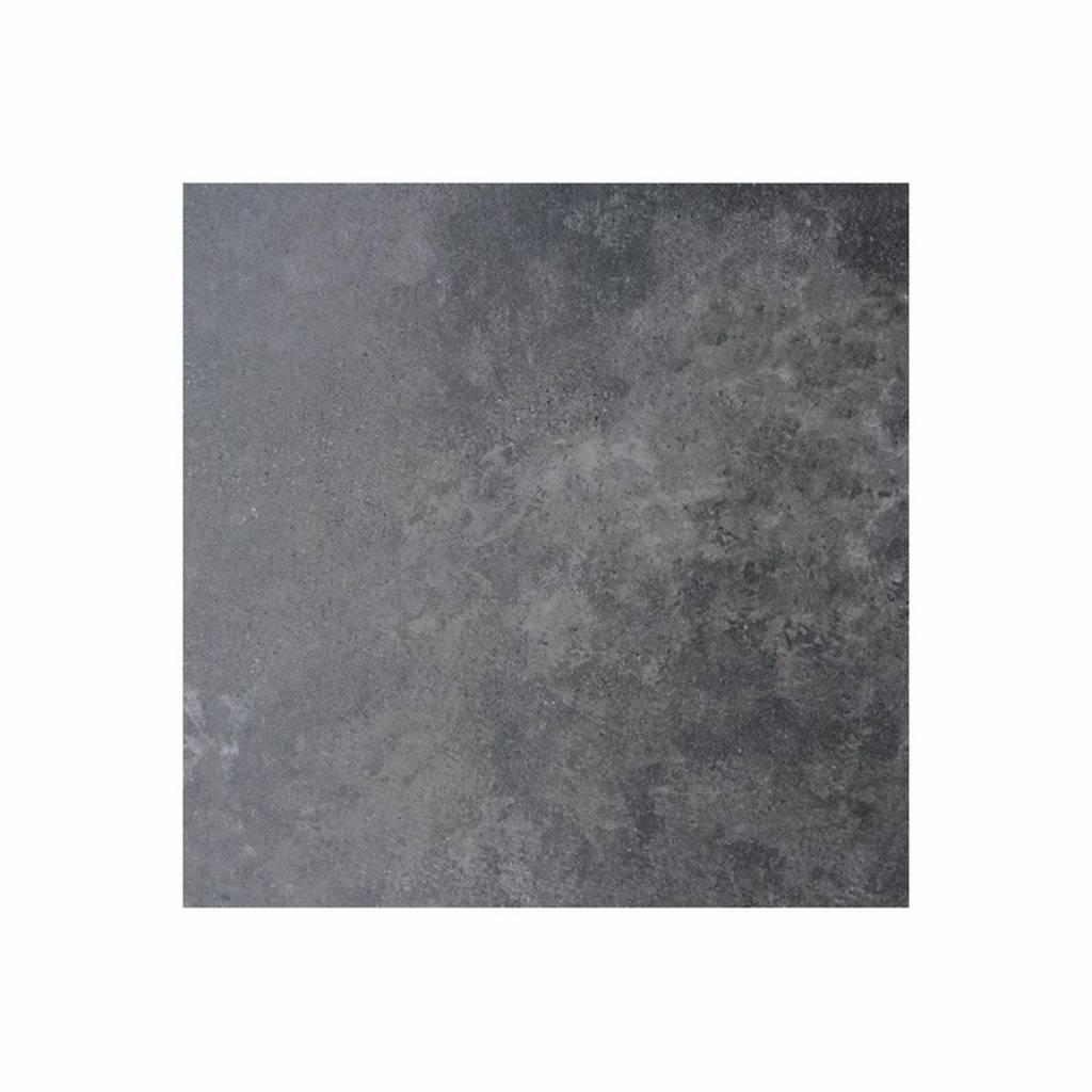 Antraciet Vloertegels 60x60.J Stone Gravel Antraciet 60x60 Rett Mat P M Vloertegels