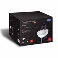 Fonteinset Sun One Pack Rond 16X30 Cm