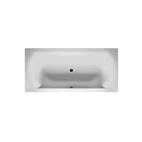 Ligbad Linares 190X90 Velvet White (Mat Wit)