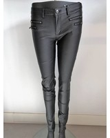 Gecoate broek Zwart Crazy Lover