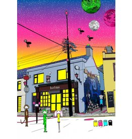 'Our Haus' Limited A3 Print Unframed