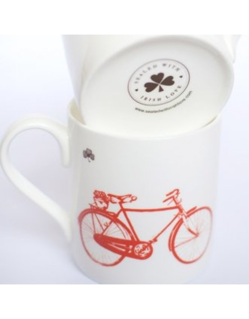 Old Irish Bicycle Gift Set