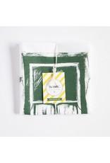 Irish Cottage Window Tea Towel
