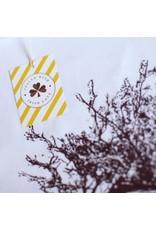Windswept Hawthorn Tree Tea Towel